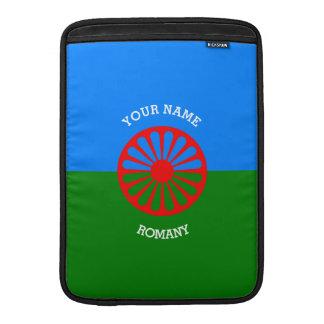 Personalisierte offizielle Romany-Sinti und Sleeves Fürs MacBook Air