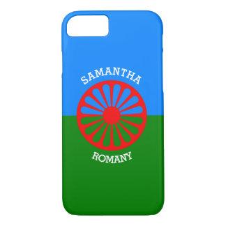 Personalisierte offizielle Romany-Sinti und iPhone 8/7 Hülle