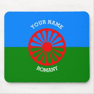 Personalisierte offizielle Romany-Sinti und Mousepad
