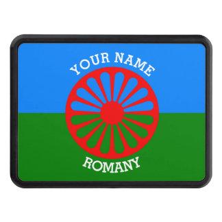 Personalisierte offizielle Romany-Sinti und Abschlepphaken Cover