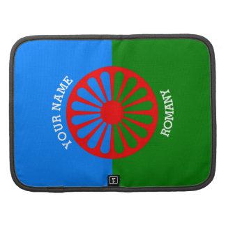 Personalisierte offizielle Romany-Sinti und Folio Planer