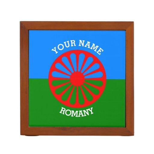 Personalisierte offizielle Romany-Sinti und