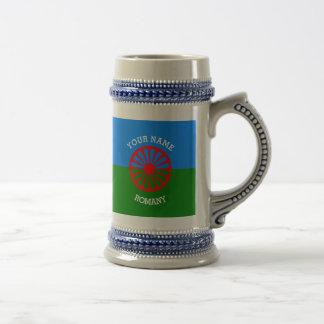 Personalisierte offizielle Romany-Sinti und Tassen