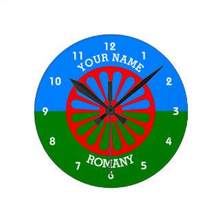 Personalisierte offizielle Romany-Sinti und Uhren