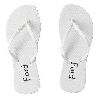 Personalisierte Pantoffel Flip Flops