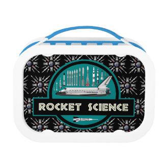 Personalisierte Rocket-Wissenschaft Brotdose