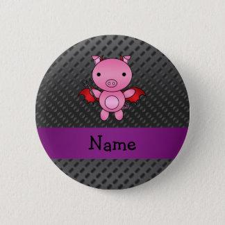 Personalisierte Runder Button 5,7 Cm