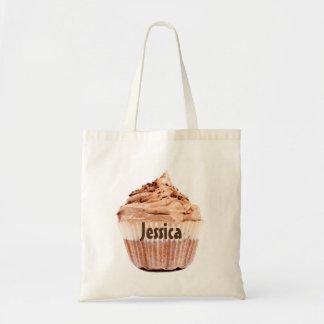 Personalisierte Schokoladen-Kuchen-Taschen-Tasche Tragetasche