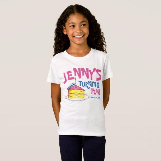 Personalisierte T-Shirt
