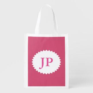 Personalisierte Tasche Wiederverwendbare Einkaufstasche