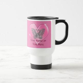 Personalisierte Valentines-Geschenke für sie, Reisebecher