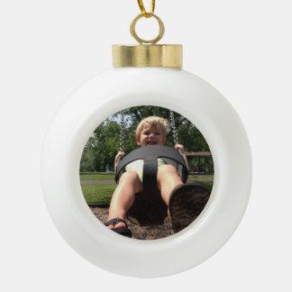 Personalisierte Verzierung Ornamente