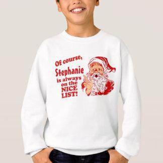 Personalisierte Weihnachtsgeschenke T-shirt