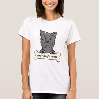 Personalisierter Affenpinscher T-Shirt
