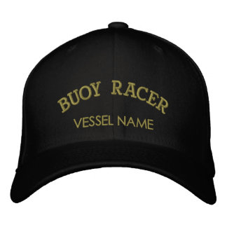 Personalisierter Boots-Namen-Bojeracer-Hut Bestickte Kappe