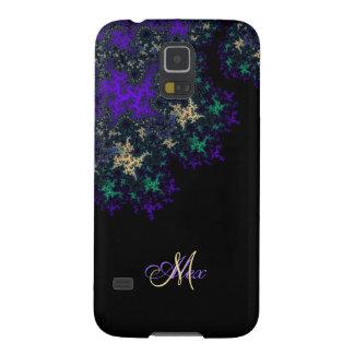 Personalisierter cooler Fraktal-Galaxie-Kasten Samsung Galaxy S5 Cover