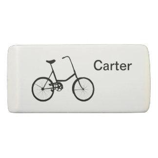 Personalisierter Fahrrad-Radiergummi Radiergummi
