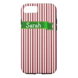 Personalisierter Feiertags-Verpackungsgestaltung iPhone 8/7 Hülle