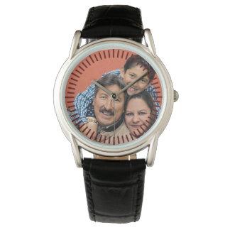Personalisierter FOTO Uhr