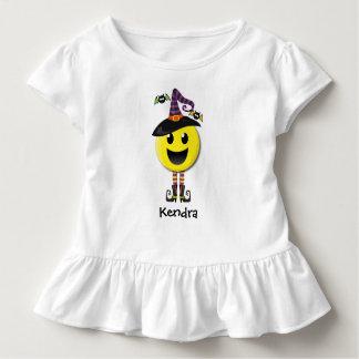 Personalisierter glücklicher Emoji T - Shirt