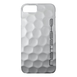 Personalisierter Golf-Ball bildet iPhone 8/7 Hülle