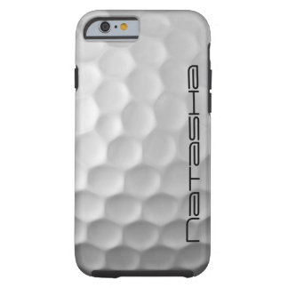 Personalisierter Golf-Ball iPhone 6 Fall Tough iPhone 6 Hülle