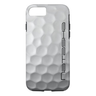Personalisierter Golf-Ball iPhone 7 Fall iPhone 8/7 Hülle