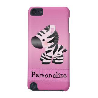 Personalisierter iPod-Kasten des niedlichen rosa iPod Touch 5G Hülle