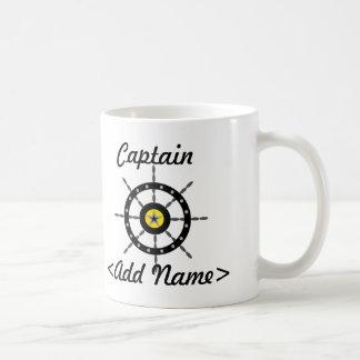 Personalisierter Kapitän Mug