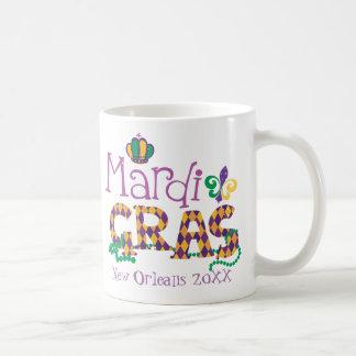 Personalisierter Karneval Kaffeetasse