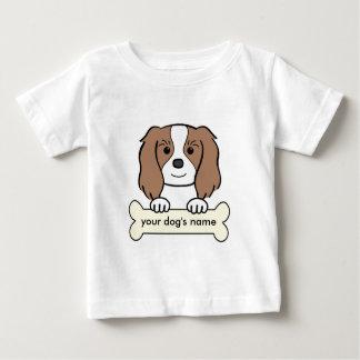 Personalisierter Kavalier Baby T-shirt