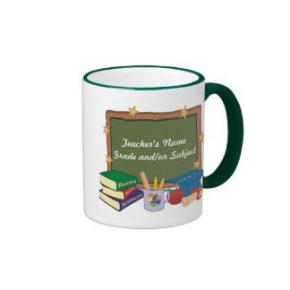Personalisierter Lehrer Kaffeehaferl