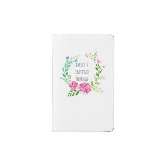 Personalisierter Moleskine Taschennotizbuch