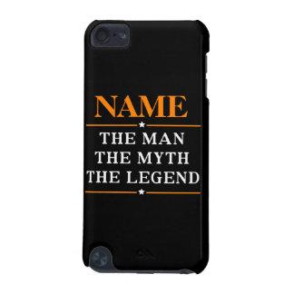 Personalisierter Name der Mann der Mythos die iPod Touch 5G Hülle