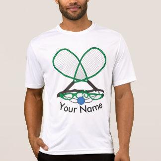 Personalisierter Racquetball T-Shirt