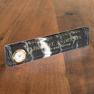 Personalisierter Schreibtisch-Namensschild Schreibtischplakette