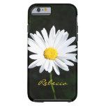 Personalisierter Shasta Gänseblümchen iPhone 6 Tough iPhone 6 Hülle