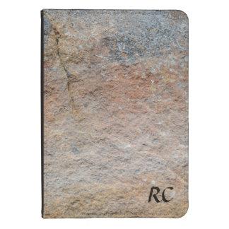 Personalisierter struktureller Felsen zünden Kindle 4 Cover