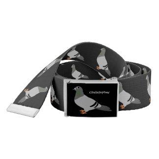 Personalisierter Tauben-Entwurf Gürtel