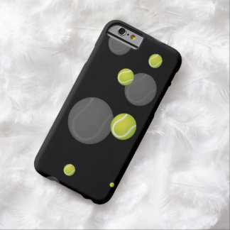 Personalisierter Tennis-Sport Barely There iPhone 6 Hülle