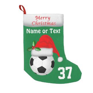 Personalisierter Text-Kasten der Kleiner Weihnachtsstrumpf