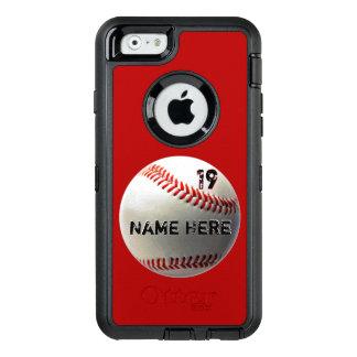 Personalisierter Verteidiger des OtterBox iPhone 6/6s Hülle