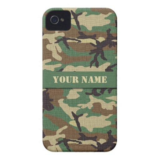 Personalisierter WaldlandiPhone 4/4S Fall iPhone 4 Etuis