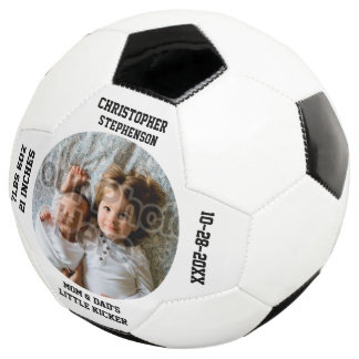 Personalisiertes Andenken-neue Fußball