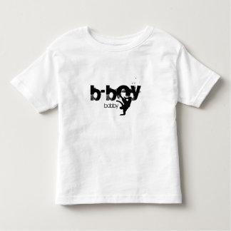 """Personalisiertes b-JungeShirt. """"addieren Sie Ihr Tshirt"""