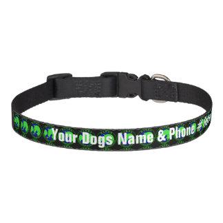 Personalisiertes BABBS Hundehalsband Haustierhalsband