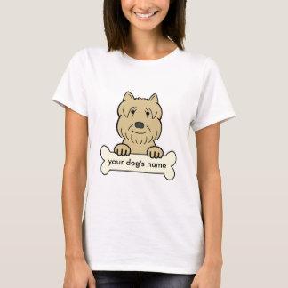 Personalisiertes Bouvier DES Flandres T-Shirt