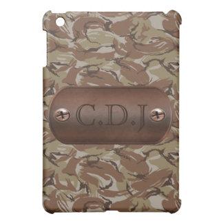 personalisiertes Camouflagearmeeumbau Pern Gehäuse iPad Mini Hülle