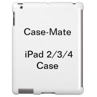 Personalisiertes CaseMate iPad 2, Fall 3 u. 4 iPad Hülle