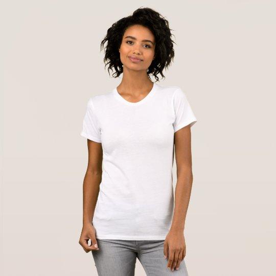 Alternative Apparel Crew Neck T-Shirt für Frauen